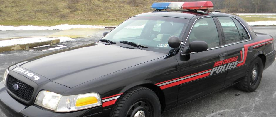 2007 Ford Crown Vic Interceptor