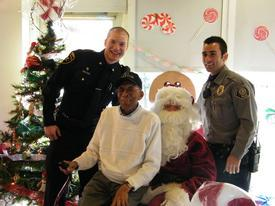 South Coatesville Christmas party for residents